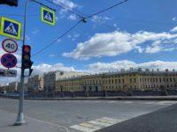 Пустой город - карантин